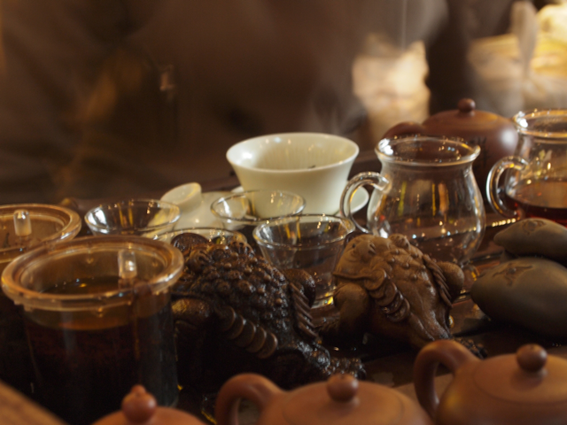 Chádào 茶道, the Chinese Art of Brewing Tea